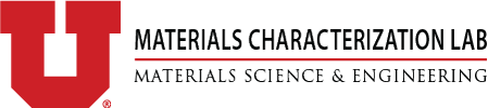 Materials Characterization Lab Logo